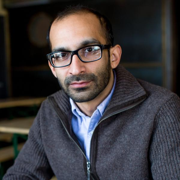 Shahan Mufti has written for <em>Harper's Magazine</em>, <em>The New York Times</em> and <em>WIRED.</em>