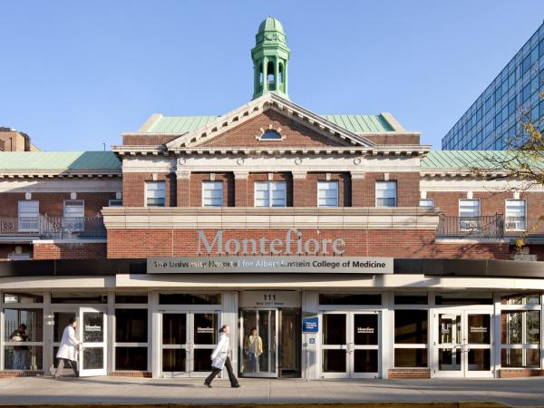 New York City's Montefiore Medical Center, located in the Bronx, has one of the busiest emergency rooms in the nation.