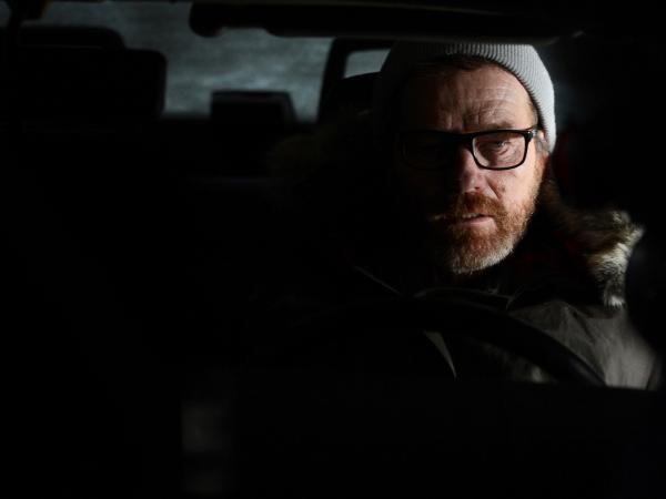 Bryan Cranston wrapped up his run Sunday night as Walter White in <em>Breaking Bad</em>.