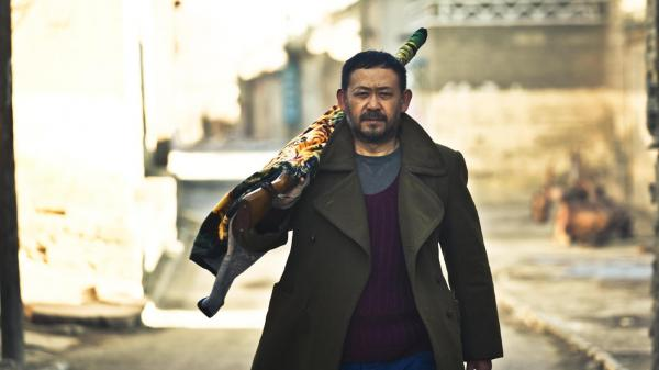 Dahai (Jiang Wu), the protagonist of the first of four vignettes in <em>A Touch of Sin</em>, brings a shotgun when he returns to his hometown to seek revenge against corrupt businessmen.