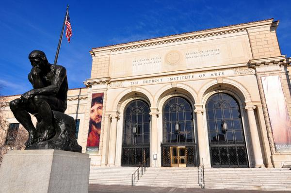 Michigan Radio tackles three rumors about what could happen to the Detroit Institute of Arts. (Flickr)