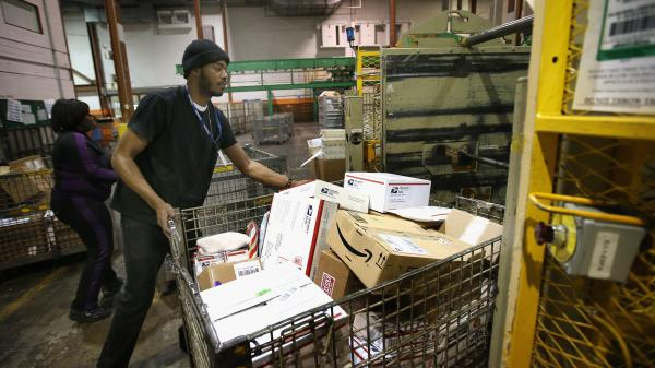 If Congress does not reach a budget agreement and the government shuts down, the U.S. Postal Service is one agency expected to remain in operation.