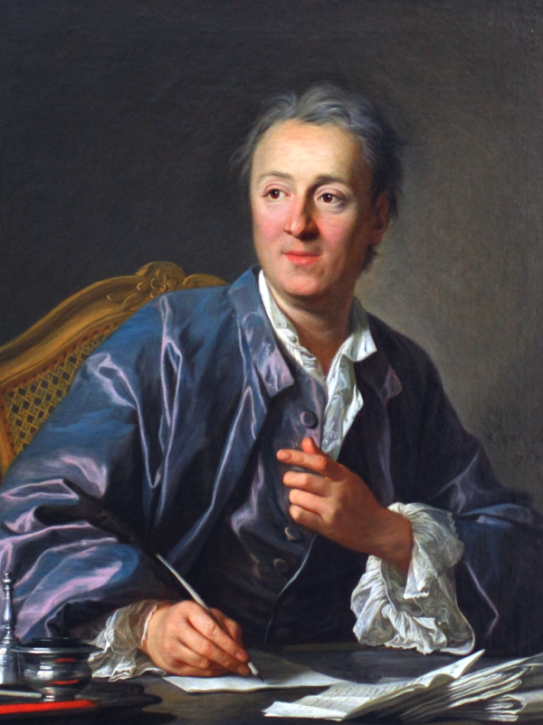 Denis Diderot's work on the <em>Encyclopédie</em><em> </em>faced stiff resistance in its time, but some scholars credit it with laying the foundations of the French Revolution.