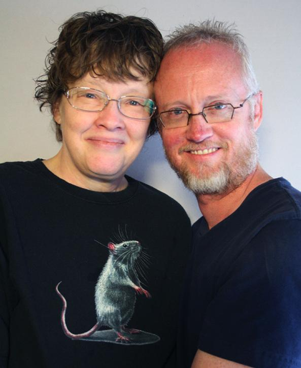 Dawn and Don Burke opened a rat sanctuary, The Rat Retreat, in their home in Boise, Idaho. Most people don't realize what affectionate pets rats can be, Dawn says.