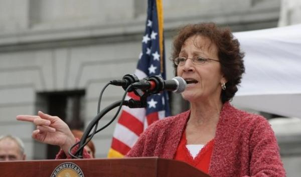 Diana Reimer is a Tea Party organizer. (PA Coalition for Responsible Government)