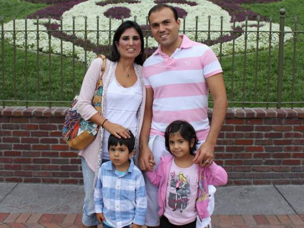 Saeed Abedini continues to miss family trips, birthdays and anniversaries. His wife, Naghmeh, is working with the American Center for Law and Justice to have him returned home to his family.