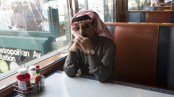 Omar Souleyman's new album, <em>Wenu Wenu</em>, comes out Oct. 22.