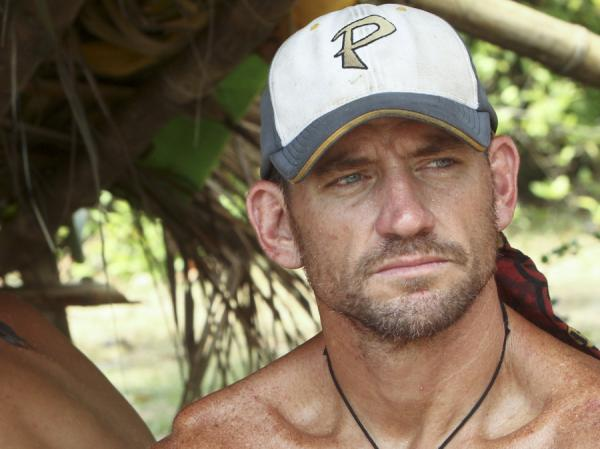 Brad Culpepper heads up a group of bro-dudes with little patience for women on this season's <em>Survivor</em>.