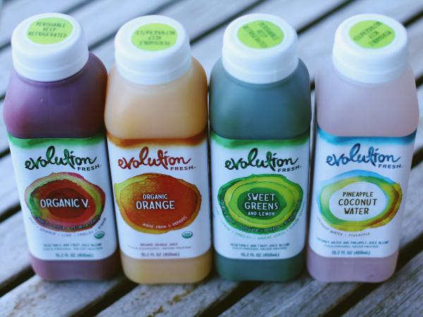 Starbucks'-owned Evolution Fresh says its method of processing juice delivers more of the flavor and nutrients of raw fruits and vegetables.