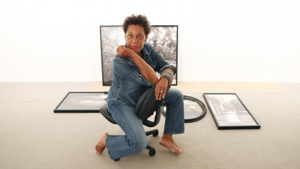 Carrie Mae Weems, a 2013 MacArthur Fellow.