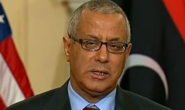 Libyan Prime Minister Ali Zidan is free, after being seized by gunmen. (Wikimedia Commons)