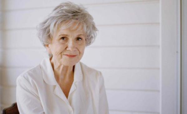 Alice Munro has won the 2013 Nobel Prize in Literature. (Derek Shapton)