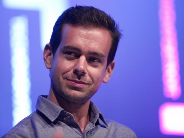Twitter Chairman and Square CEO Jack Dorsey.