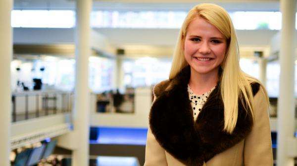 Elizabeth Smart says she never lost faith during her nine-month captivity.