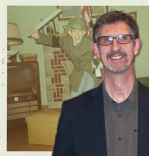 Author Tim Parrish