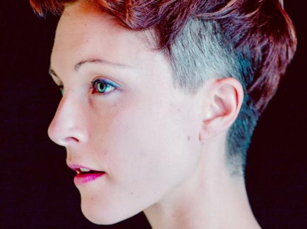 Channy Leaneagh, the singer for Polica. (facebook.com/thisispolica)