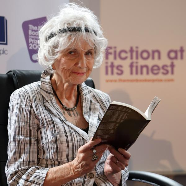 Canadian author Alice Munro in June 2009.