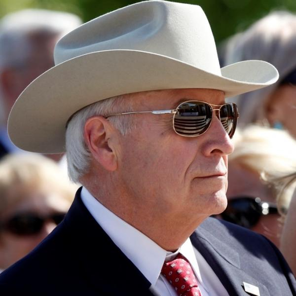 Former Vice President Dick Cheney in April.