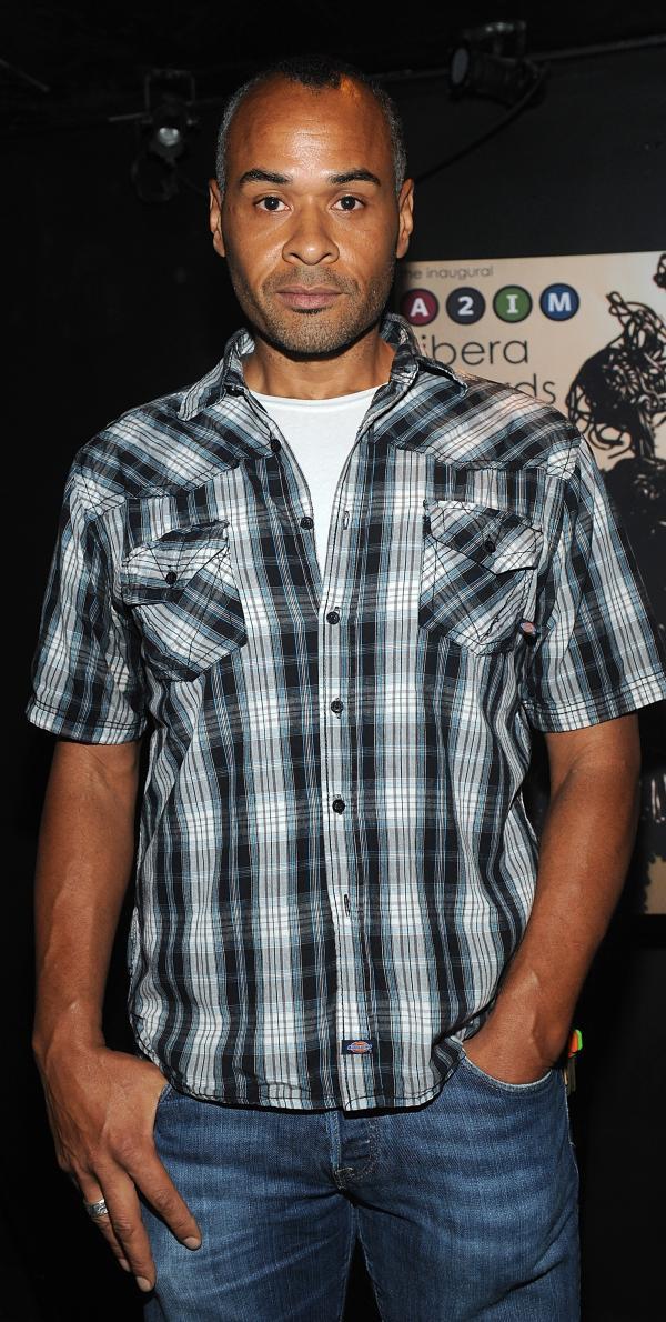 Amaechi Uzoigwe at the A2IM Awards in New York City last June.