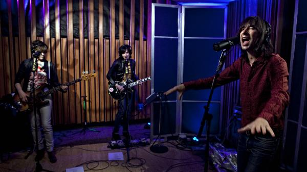 Primal Scream performs live on KCRW's <em>Morning Becomes Eclectic</em>.