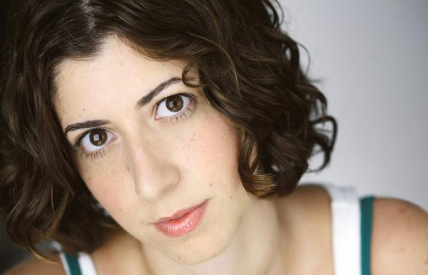 Sabrina Farhi will take over next month as the voice of NPR underwriting. (Jeremy Folmer Photography)