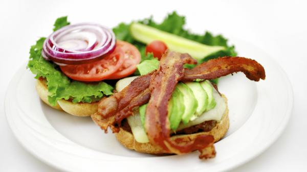 According to big data, this bacon and avocado sandwich should be a party for your tastebuds.