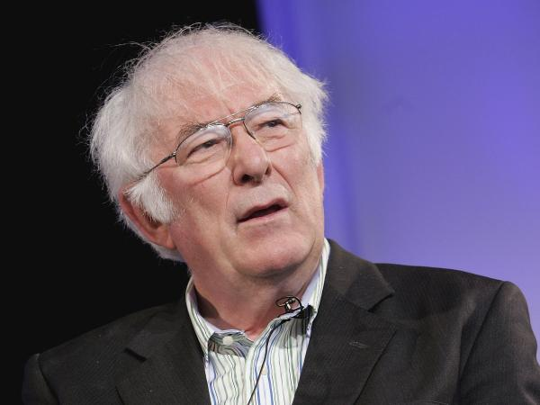 Irish poet Seamus Heaney in 2006.