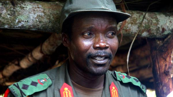 Joseph Kony, the Ugandan leader of the Lord's Resistance Army, is being pursued by U.S. Special Forces and African armies. If he can raise enough money, adventurer Robert Young Pelton will be tracking him, too.