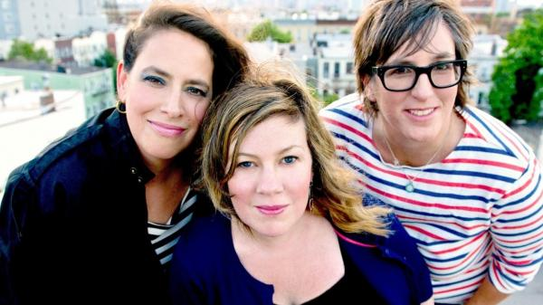 Luscious Jackson has reconvened after more than a decade for its new album, <em>Magic Hour</em>, which comes out Nov. 5.