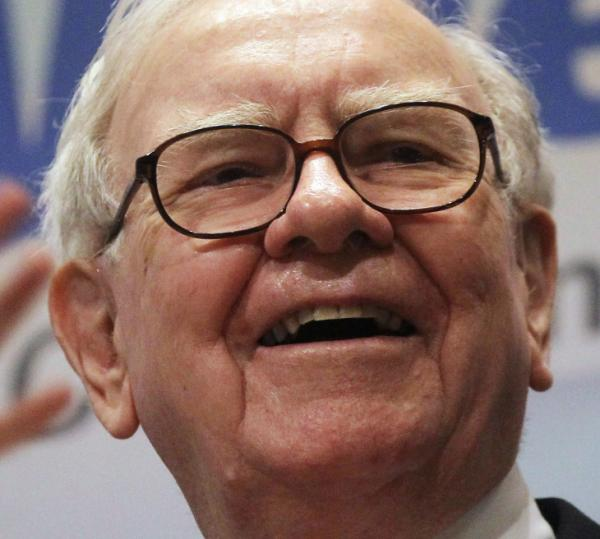 <p>Warren Buffett.</p>