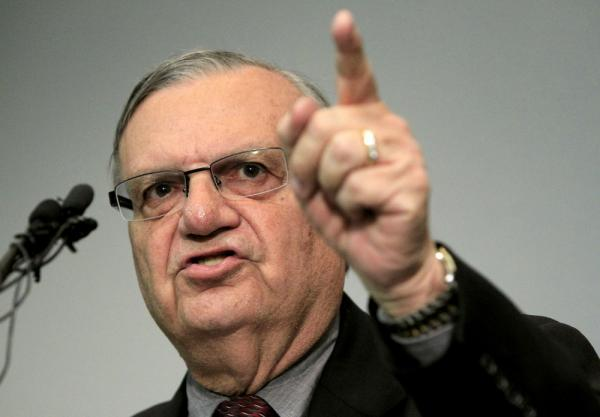 Maricopa County Sheriff Joe Arpaio in 2011.