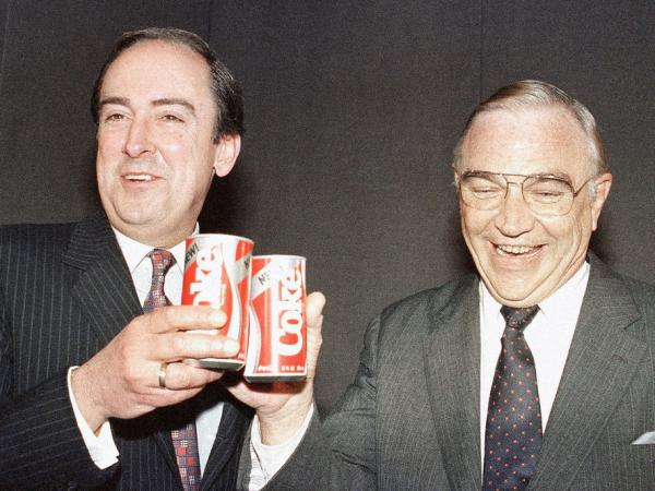 <b>1985: The Coca-Cola Co. Replaces The Original Formula For Its Soft Drink.</b> The consumer backlash was so great that Coke was forced to bring back its original recipe and brand it Coca-Cola Classic. Many people believe the change was a marketing ploy because the company made millions off changing back.
