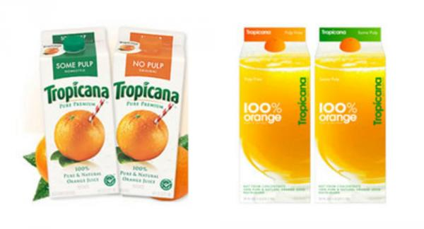"<b>2009: Tropicana Debuts New Packaging. </b> Owing to a huge customer backlash, the company was forced to return to its original packaging. According to Neil Campbell, the president of Tropicana North America: ""We underestimated the deep emotional bond [of the brand's original logo]."" Unfortunately, this lack of understanding led to my father-in-law's breaking up with his girlfriend over the changes to the orange juice container. Seriously, it was the straw that broke the camel's back."