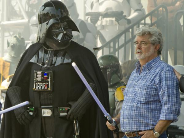 "<b>2011: George Lucas Releases A Blu-ray Box Set Of The Six Star Wars Films. </b> Many fans are urging a boycott of the set because Lucas made unwanted changes, including having Darth Vader scream ""Noooo!"" when he kills Emperor Palpatine. One review on Amazon.com says: ""Adding Vader's 'Nooo!' is just going too far."" As someone who missed the key scene in the movie theater when Darth Vader told Luke Skywalker he was his father because I was 7 and had to go to the bathroom, I can relate ... a little."