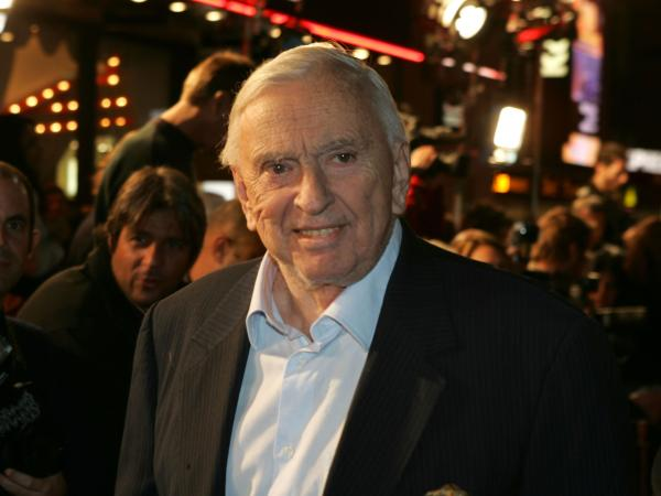 Gore Vidal arrives at the premiere of <em>Alexander</em> at Grauman's Chinese Theater in Hollywood, Calif., on Nov. 16, 2004.