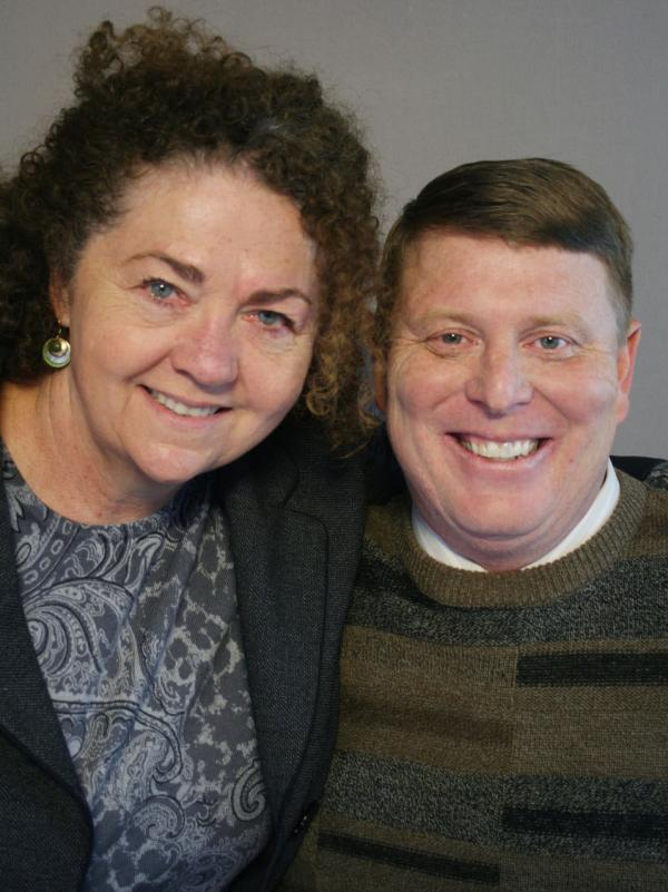 Ken Rensink found his calling, teaching special education, after a debilitating accident when he was 19. Now 47, he talked about his journey with friend and colleague Laurel Hill-Ward at StoryCorps in Chico, Calif.