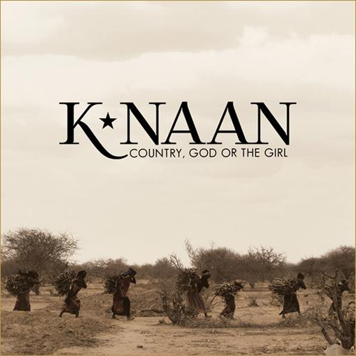 cover for K'Naan