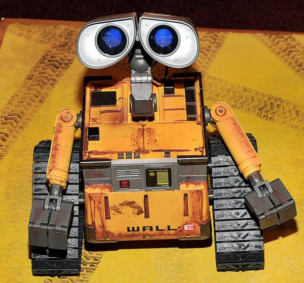 Wall-E fell in love with another robot in the movie named after him. Researchers have yet to create a sentient machine, but a breakthrough could be on the horizon.