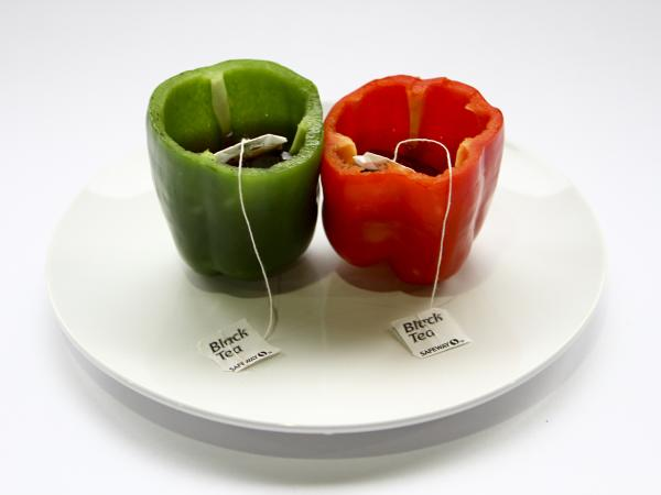 Does bell pepper and black tea sound appetizing? A computer may think so.