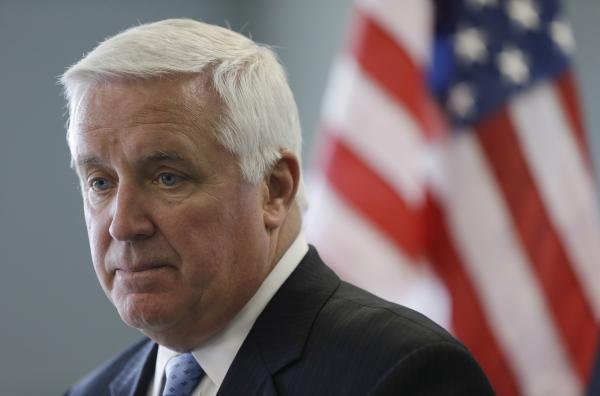 Pa. Gov. Tom Corbett