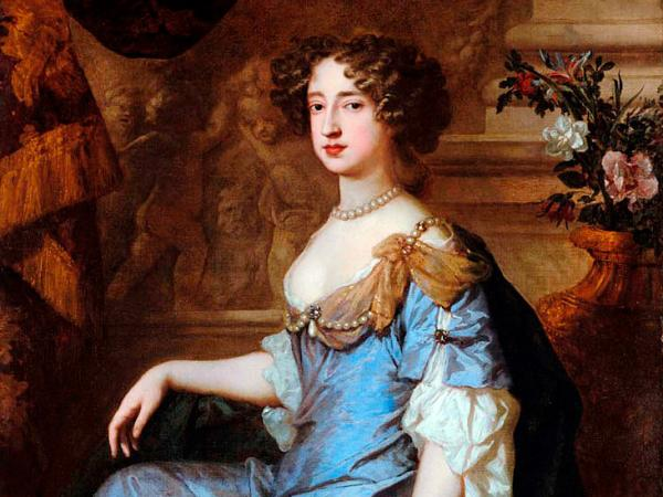 For Queen Mary II's funeral, Henry Purcell wrote a simple and stately march.
