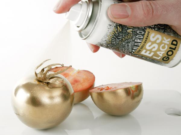 When red tomatoes are too ordinary, go gold.