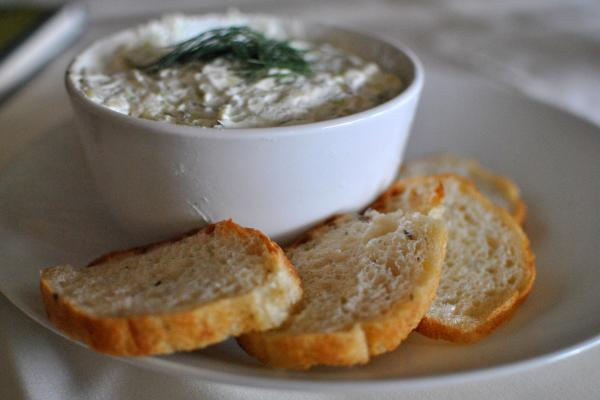Benedictine is a combination of cream cheese, cucumber and onion. It may sound odd, unless you're from Kentucky.