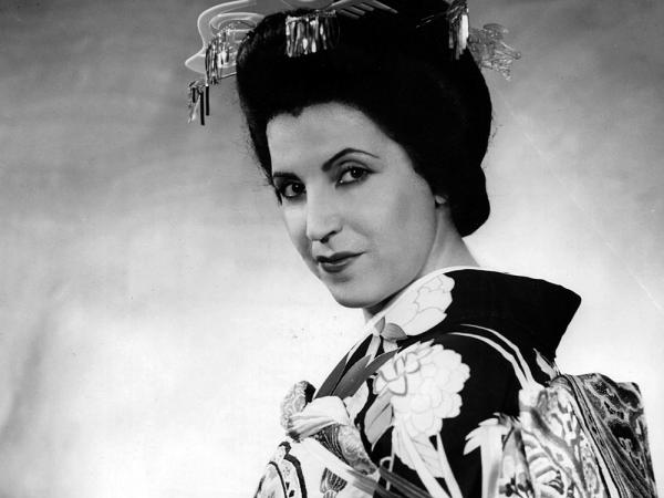Soprano Licia Albanese sang the title role in Puccini's <em>Madama Butterfly</em> 72 times at the Metropolitan Opera.