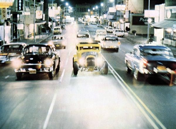 To teens today, cars aren't important in the same way they were in <em>American Graffiti</em>, the 1973 film directed by George Lucas.