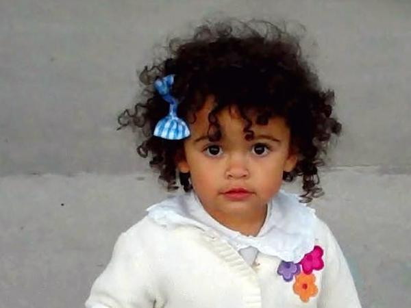 "An October 2011 photo of ""Baby Veronica,"" provided by her adoptive mother, Melanie Capobianco."