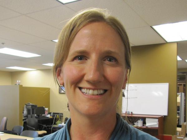 Dr. Kristi Nix is a pediatrician in Bend, Ore., who treated Tyson's brain injuries.