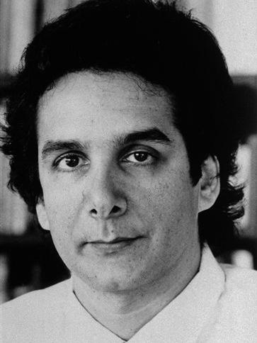 Charles Krauthammer, seen here in 1987, is a Pulitzer Prize-winning syndicated columnist whose work appears regularly in <em>The Washington Post</em> and on Fox News.
