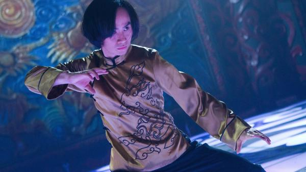 In <em>Man of Tai Chi,</em> the titular practitioner (Tiger Hu Chen) joins an underground fight-club ring to prove that his chosen art belongs in the arena<em></em>.