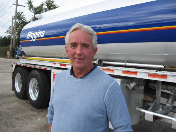 Paul Riggins, president of Riggins Oil Company in Vineland, N.J., was deluged with requests for fuel after Sandy and had to choose which shipments to prioritize.